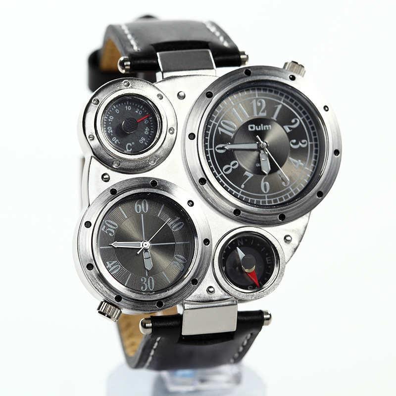 Купить часы oulm 9415 наручные часы в евросети
